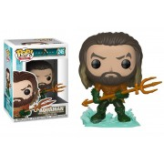Boneco Funko Pop - Aquaman 245 - DC Comics Heroes - Original