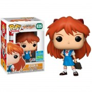 Boneco Funko Pop - Asuka Uniform 635 - Evangelion Original