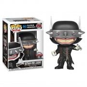 Boneco Funko Pop - Batman Who Laughs 256 - Que Ri DC Heroes
