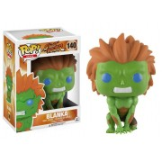 Boneco Funko Pop - Blanka 140 - Street Fighter Game Original
