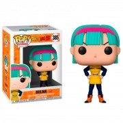 Boneco Funko Pop - Bulma 385 - Dragon Ball Z - Original