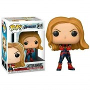Boneco Funko Pop - Captain Marvel 459 - Vingadores Endgame