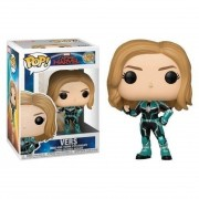 Boneco Funko Pop - Captain Marvel Vers 427 - Original