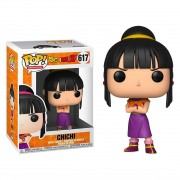 Boneco Funko Pop - Chichi 617 - Dragon Ball Z - Original