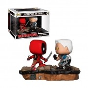 Boneco Funko Pop - Deadpool vs Cable 318 - Marvel - Original