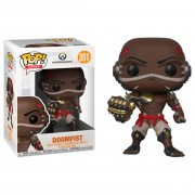 Boneco Funko Pop - Doomfist 351 - Overwatch Game - Original