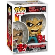 Boneco Funko Pop Rocks - Ediie 145 - Iron Maiden - Original