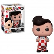 Boneco Funko Pop - Figura Big Boy 24 - Bob's  - Original
