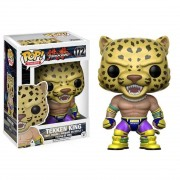 Boneco Funko Pop - Figura King 172 - Tekken Game - Original