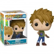 Boneco Funko Pop - Figura Matt 430 - Digimon - Original