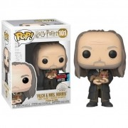 Boneco Funko Pop - Filch e Mrs 101 - Harry Potter - Original