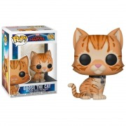 Boneco Funko Pop - Goose The Cat 426 - Capitã Marvel Gato