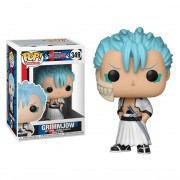 Boneco Funko Pop - Grimmjow 349 - Bleach - Anime Original