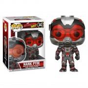 Boneco Funko Pop - Hank Pym 343 - Homem Formiga a Vespa