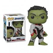 Boneco Funko Pop - Hulk 451 - Vingadores Endgame - Original
