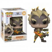 Boneco Funko Pop - Junkrat 308 - Overwatch Game - Original