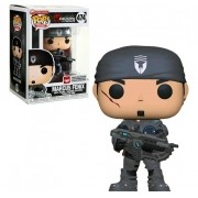 Boneco Funko Pop Games - Marcus Fenix 474 - Gears Of War