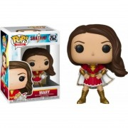 Boneco Funko Pop - Mary 262 - Shazam DC Comics - Original