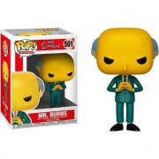 Boneco Funko Pop - Mr Burns 501 - The Simpsons Original