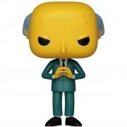 Boneco Funko Pop - Mr Burns 501 - The Simpsons Original