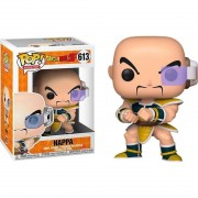 Boneco Funko Pop - Nappa 613 - Dragon Ball Z - Original