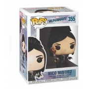 Boneco Funko Pop - Figura Nico Minoru 355 - Marvel Runaways