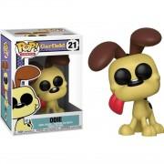 Boneco Funko Pop - Odie 21 - Garfield Desenho - Original