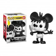 Boneco Funko Pop - Plane Crazy 431 - Mickey Mouse Disney