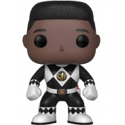 Boneco Funko Pop - Power Rangers Black No Helmet Zack 672