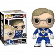 Boneco Funko Pop - Power Rangers Blue No Helmet Billy 673