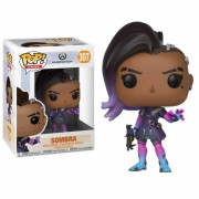 Boneco Funko Pop - Sombra 307 - Overwatch Game - Original