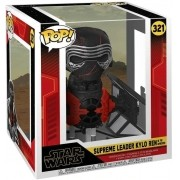 Boneco Funko Pop - Supreme Leader Kylo Ren 321 - Star Wars