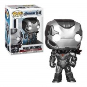 Boneco Funko Pop War Machine 458 - Vingadores Endgame Marvel