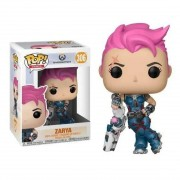 Boneco Funko Pop - Zarya 306 - Overwatch Game - Original