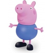 Boneco George 15 cm - Peppa Pig Brinquedo - Elka Original