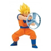 Boneco Goku Saiyajin Lançador 16cm - Dragon Ball - Bandai