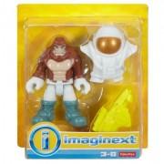 Boneco Gorila com Armadura Imaginext Fisher-Price - Mattel