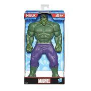 Boneco Hulk Marvel Vingadores 25cm Olympus - Hasbro E5555