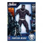 Boneco Marvel Comics - Pantera Negra 45 cm - Mimo Toys