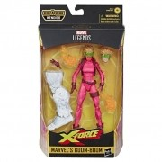 Boneco Marvel Legends  - Boom Boom - X Force Hasbro Original