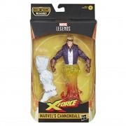 Boneco Marvel Legends - Cannonball - X Force Hasbro Original