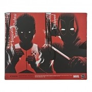 Boneco Marvel Legends - Deadpool e Negasonic - Hasbro E9288