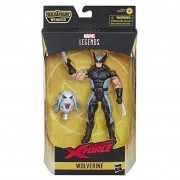 Boneco Marvel Legends - Wolverine - Uncanny X Force Hasbro