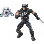 Boneco Marvel Legends - Wolverine - Uncanny X Force Hasbro