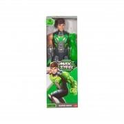 Boneco Max Steel 30cm - Super Soco -11 Articulações Mattel