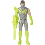 Boneco Max Steel 15cm - Sword Mode 9 Articulações - Mattel