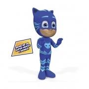 Boneco Menino Gato 21cm - Brinquedo PJ Masks - Elka Original