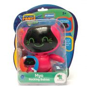 Boneco Mini Beat Power Rockers - Myo com Som - 14cm - BR996