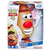 Boneco Mr Potato Wood -  Brinquedo Toy Story 4 - Hasbro E3068