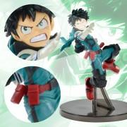 Boneco My Hero Academia - Midoriya Amazing Heroes Banpresto